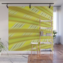 Fractal Play in Citruslicious Wall Mural