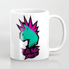 PUNX NOT DEAD Coffee Mug