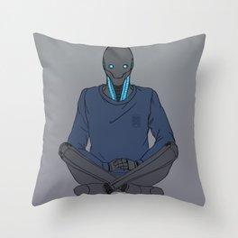 Xeon Throw Pillow