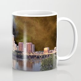 Stormy Richmond Skyline Coffee Mug