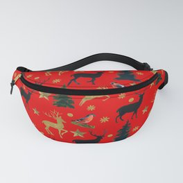 Magical forest Fanny Pack