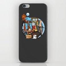 METAL GEAR RICK iPhone & iPod Skin
