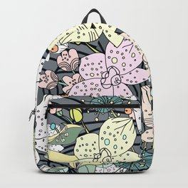 Orchids in Bloom Backpack