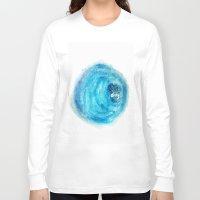 okay Long Sleeve T-shirts featuring Okay. by Tiny M