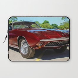 Rare 1963 Shelby Cougar II Laptop Sleeve
