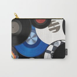 Vinyls Carry-All Pouch