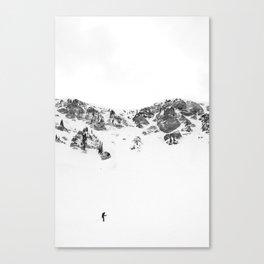 Alta Canvas Print