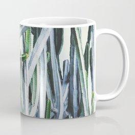 Green Crush Cactus I Coffee Mug