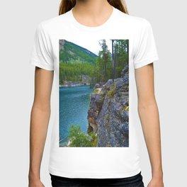 Horseshoe Lake in Jasper National Park, Canada T-shirt