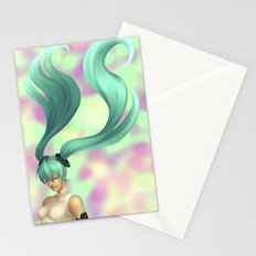 Append Stationery Cards