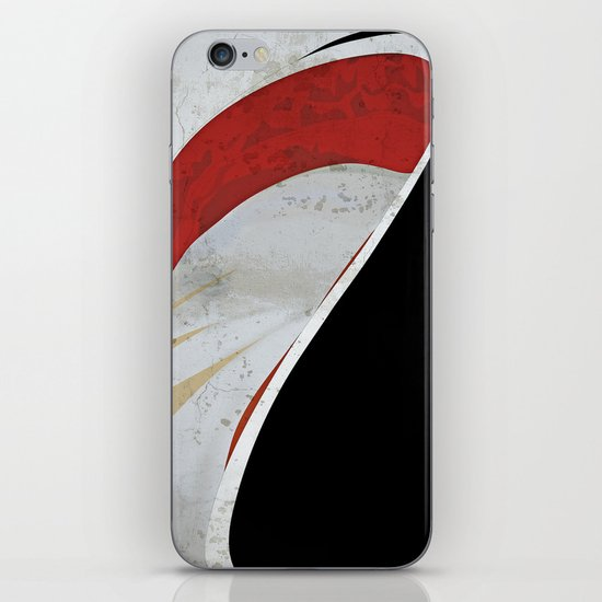 Backatcha iPhone & iPod Skin