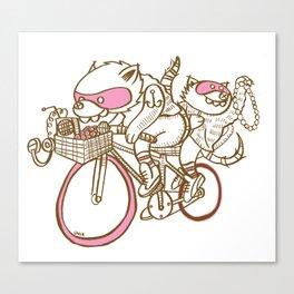 Banditos ©Josh Quick Canvas Print