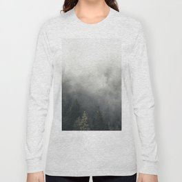 Once Upon A Time - Nature Photography Long Sleeve T-shirt
