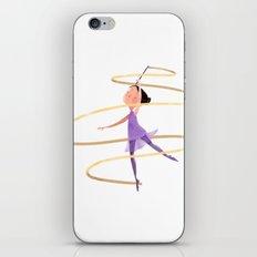 A Twirler iPhone & iPod Skin