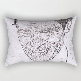 Willem Dafoe Rectangular Pillow