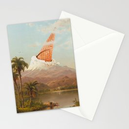 MOUNT VANILLA Stationery Cards