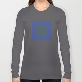 Minimalist Graphic Art Design Long Sleeve T-shirt