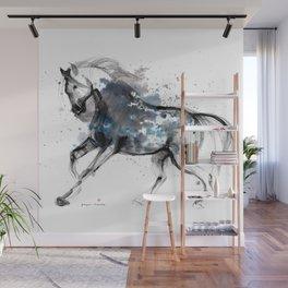 Horse (Storm) Wall Mural