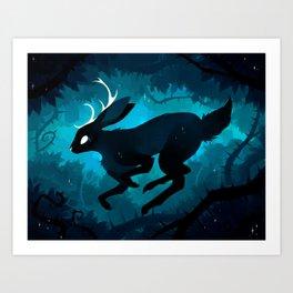 The Undervine Art Print