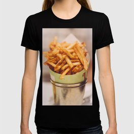 Fries in French Quarter, New Orleans T-shirt