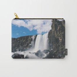 Thingvellir, Iceland Carry-All Pouch