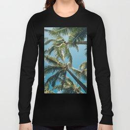 Kuau Palms Paia Maui Hawaii Long Sleeve T-shirt