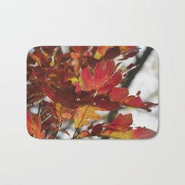 Oak Glow - Autumn Colors Bath Mat