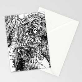 Octopus VI Stationery Cards