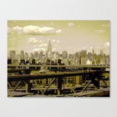 NYC Beauty Canvas Print