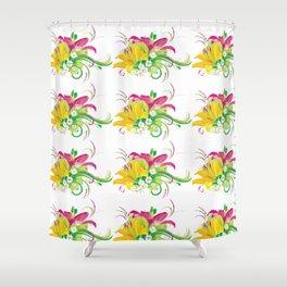 New cloth design Shower Curtain