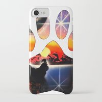 shih tzu iPhone & iPod Cases featuring Love My Shih Tzu by Sandy Malina Williamson