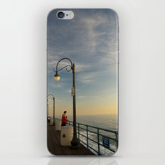 Santa Monica Pier 2 iPhone & iPod Skin