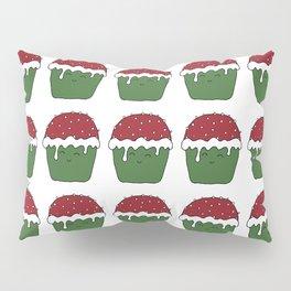 Christmas cupcakes Pillow Sham