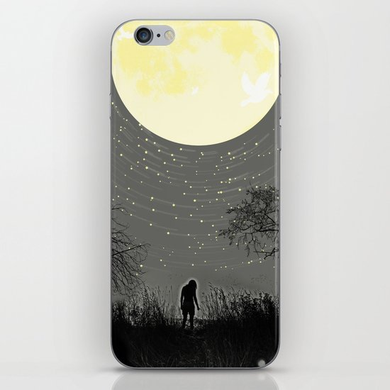 My Darkest Star iPhone & iPod Skin