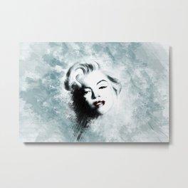 Ohh Marilyn! Metal Print