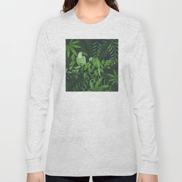 Tropical Paradise Pattern 4 Long Sleeve T-shirt