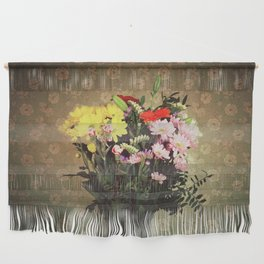 Flowers for her Wall Hanging