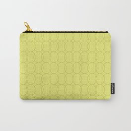 Fly Home Collection-  Circle Pattern Carry-All Pouch