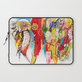 The Anatomy of Self Infliction  Laptop Sleeve