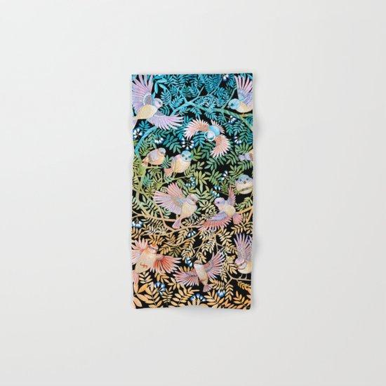 Birds of Paradise Hand & Bath Towel