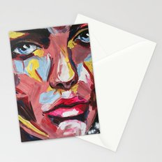 Impertinent I by carographic Stationery Cards