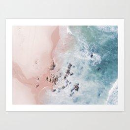f5672fd65ee sea bliss Art Print