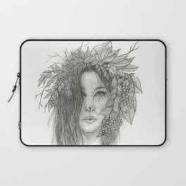 Brigid, Celtic Triple Goddess Laptop Sleeve