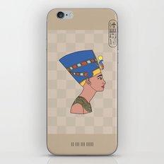 Queen Nefertiti iPhone & iPod Skin