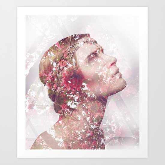 Lilly V2.0 Art Print