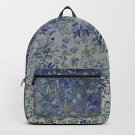 """Field of Lavender"" Backpack"