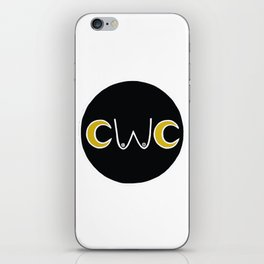 CWC New Moon Logo iPhone Skin