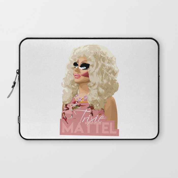 Trixie Mattel, RuPaul's Drag Race Queen Laptop Sleeve