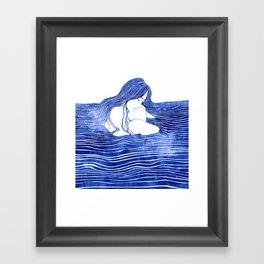 Nereid XXI Framed Art Print