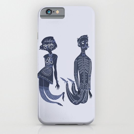 I think we work well iPhone & iPod Case